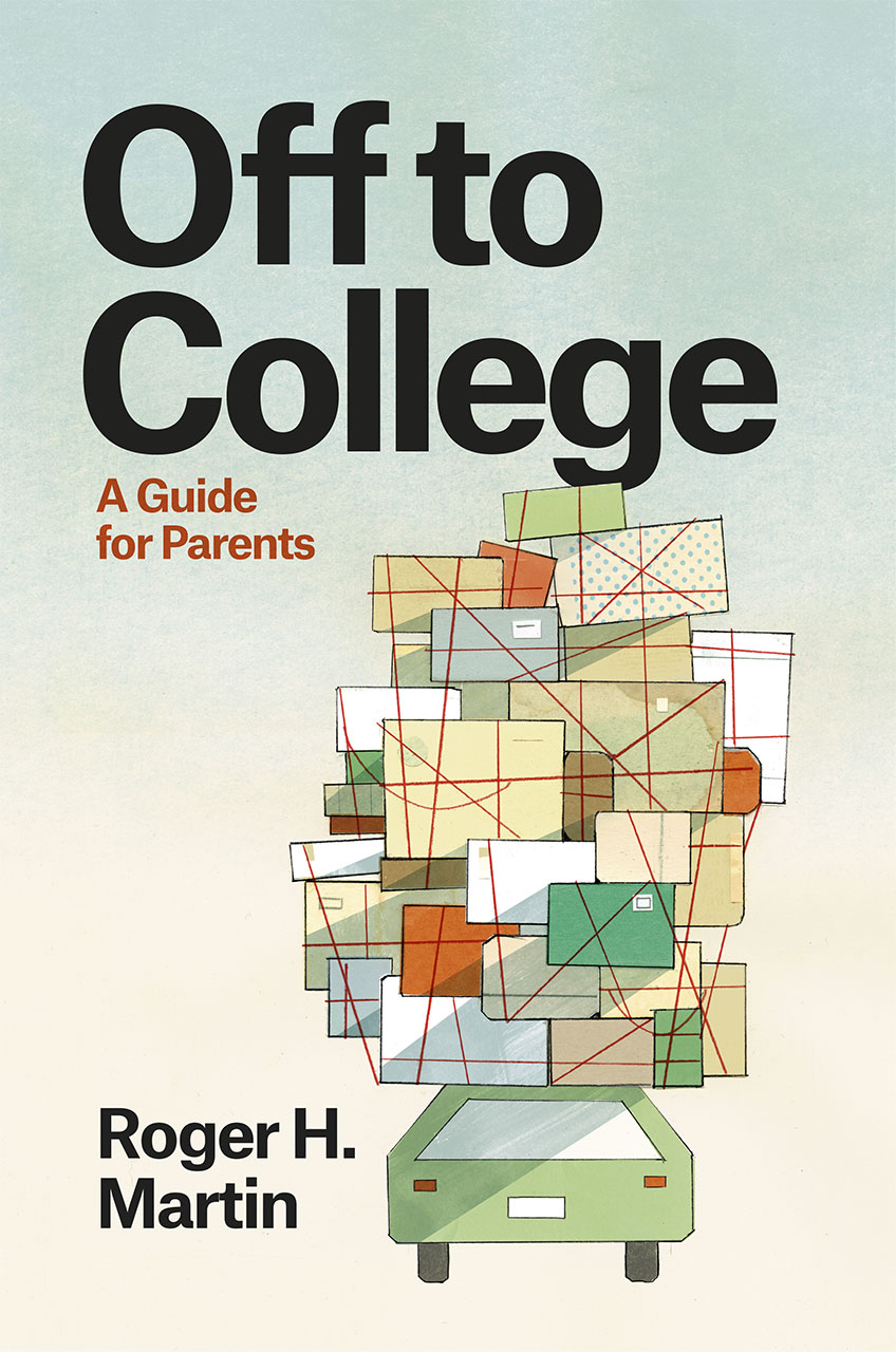 Off To College A Guide For Parents Martin