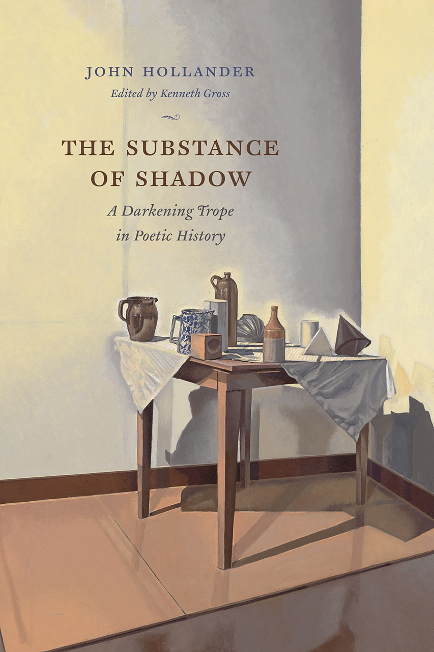 the substance of shadow a darkening trope in poetic history