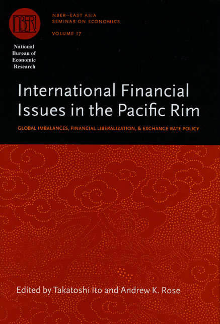 International Financial Issues In The Pacific Rim
