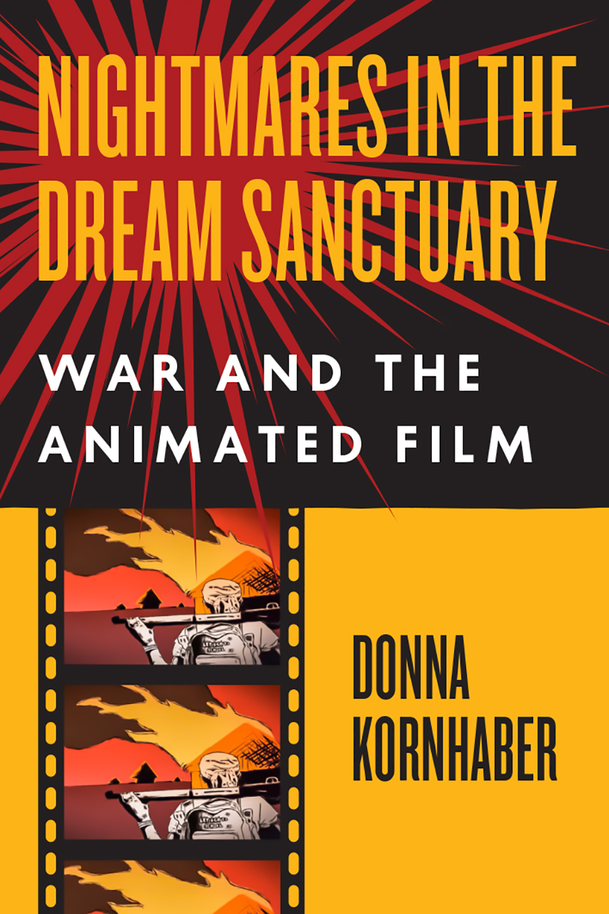 Cover of Nightmares in the Dream Sanctuary