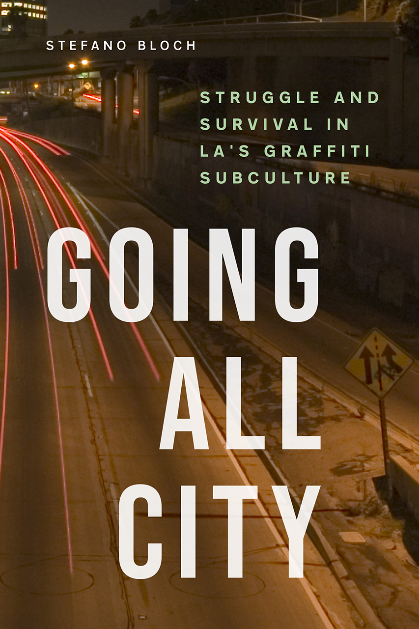Image result for going all city stefano bloch