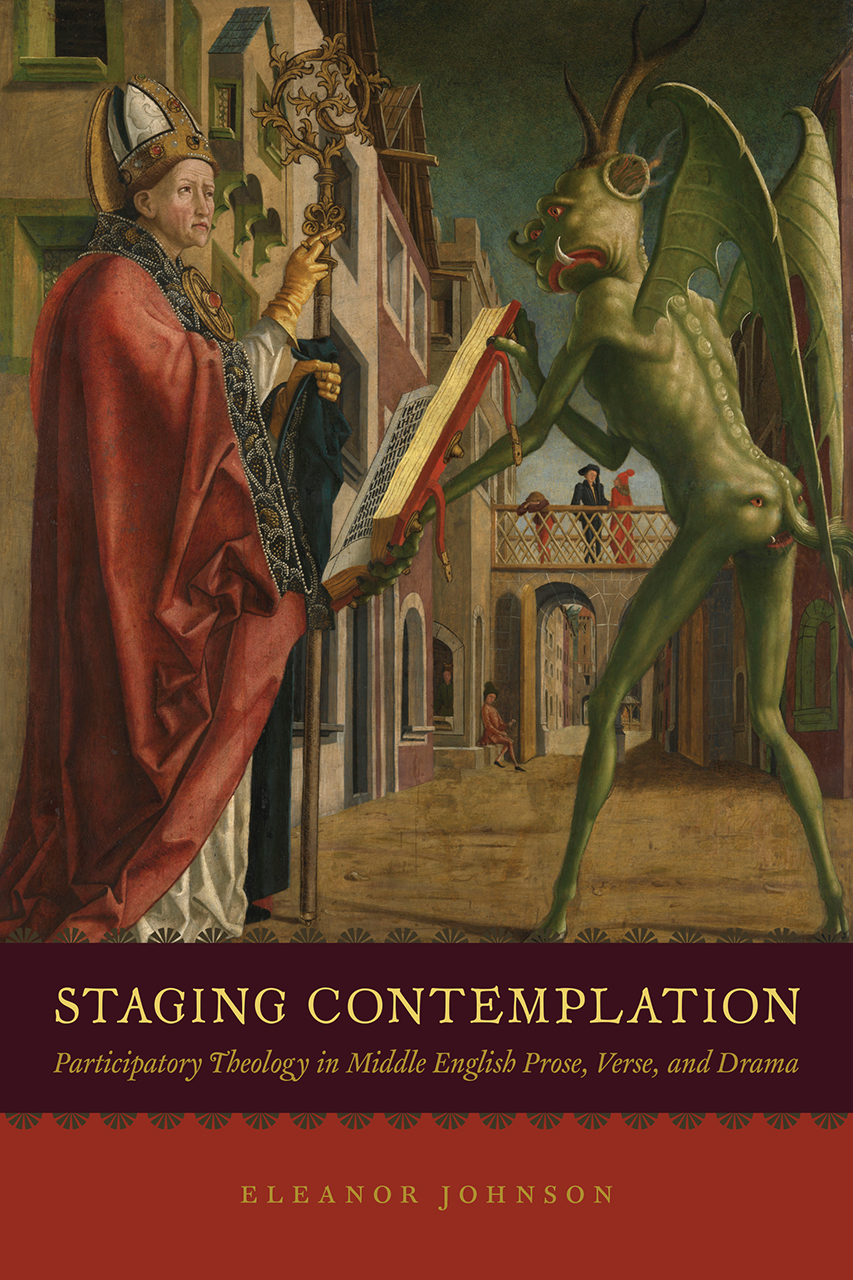 staging contemplation participatory theology in middle english