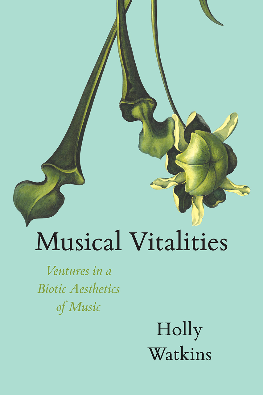 Angel From Holly's World musical vitalities: ventures in a biotic aesthetics of music