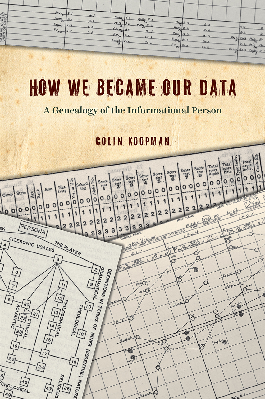 How We Became Our Data cover
