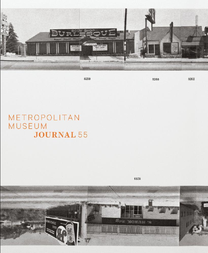 Metropolitan Museum Journal, 2020
