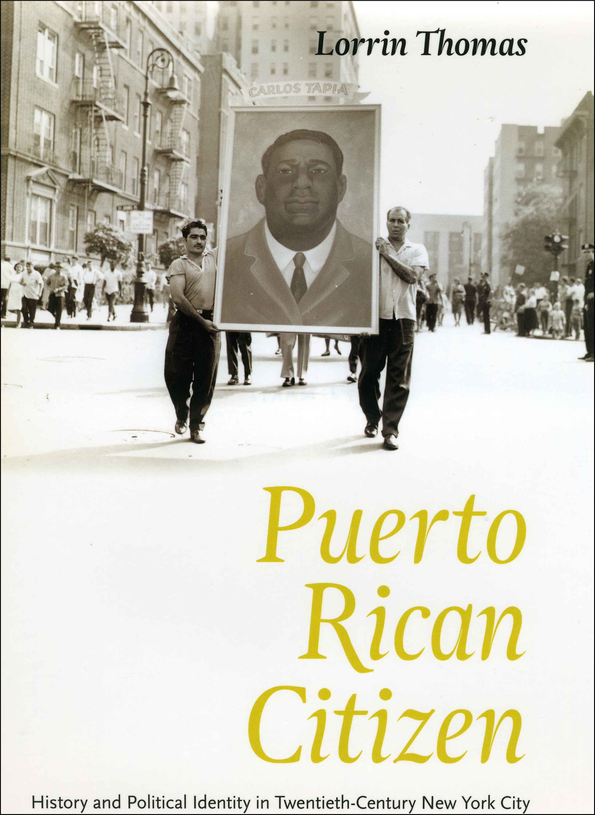 Puerto Rican Citizen: History and Political Identity in ...