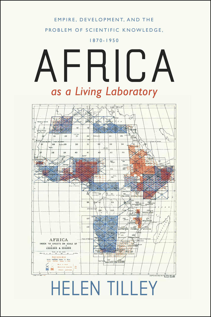 Map Of Africa 1950.Africa As A Living Laboratory Empire Development And The Problem