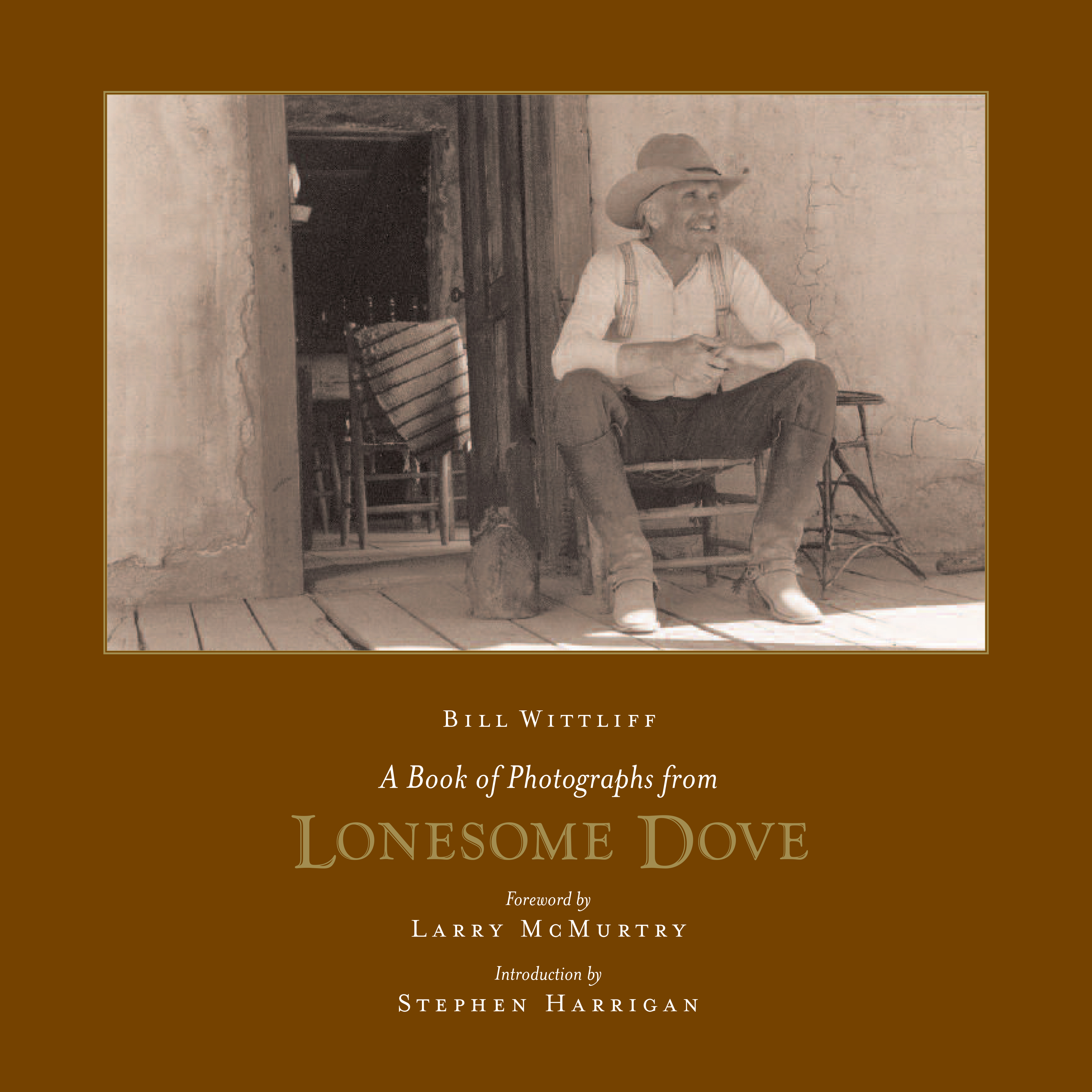 Book of Photographs from Lonesome Dove