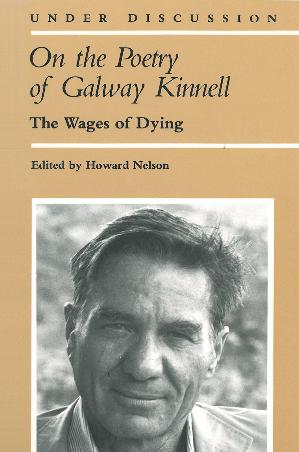 On the Poetry of Galway Kinnell