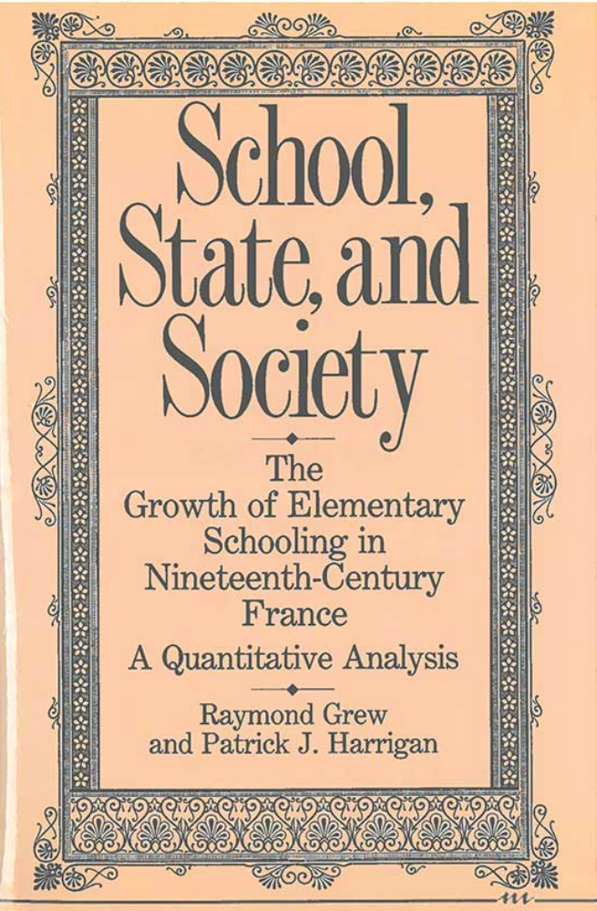 School, State, and Society