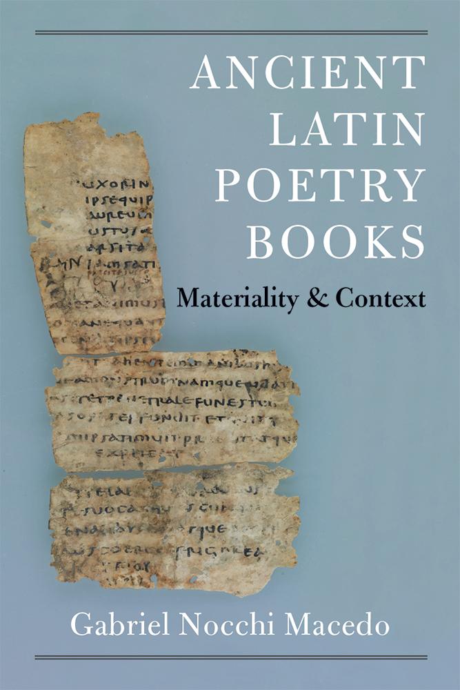 Ancient Latin Poetry Books