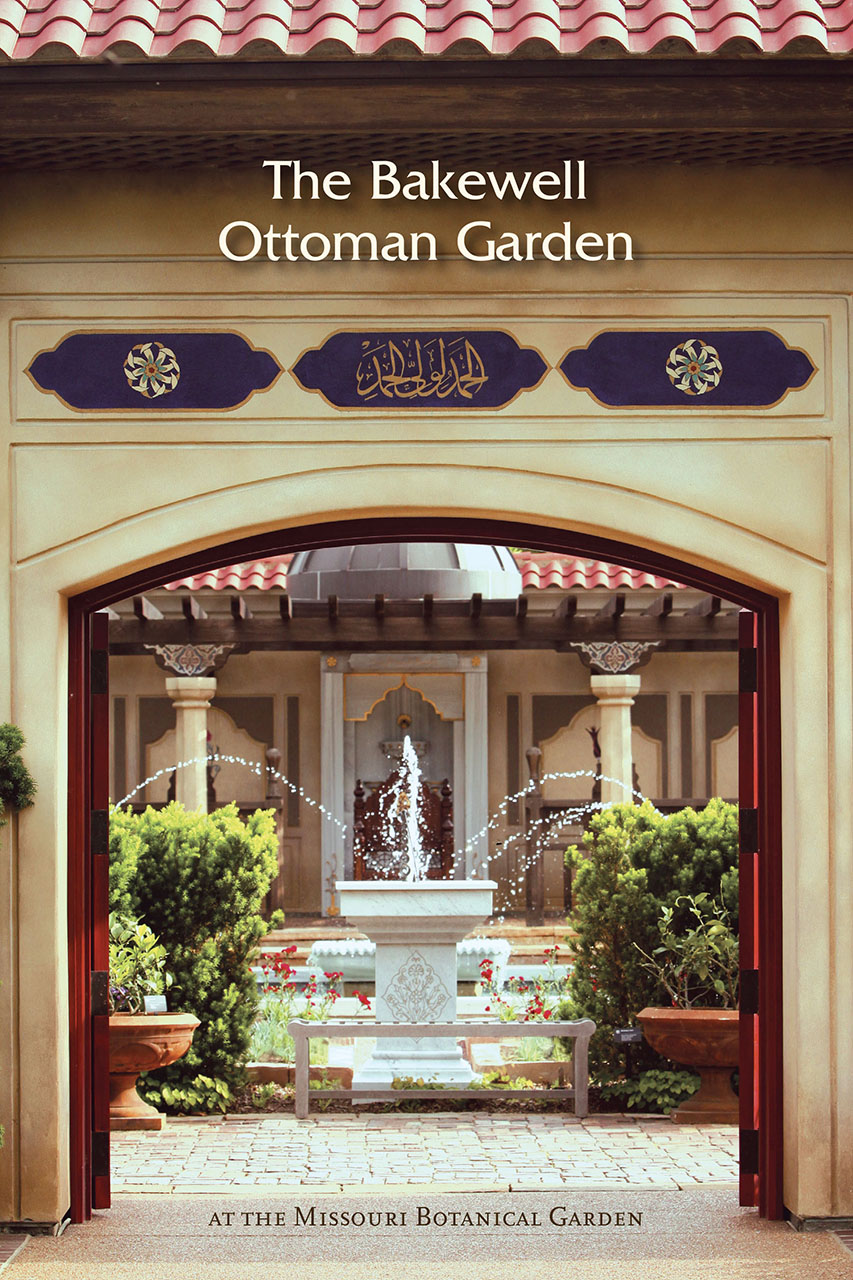 Bakewell Ottoman Garden, Atasoy, Scott