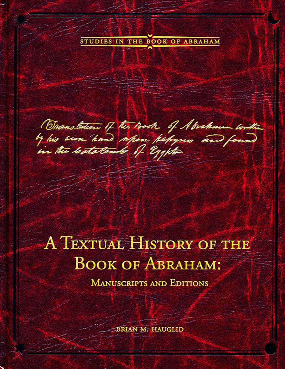 Textual History of the Book of Abraham