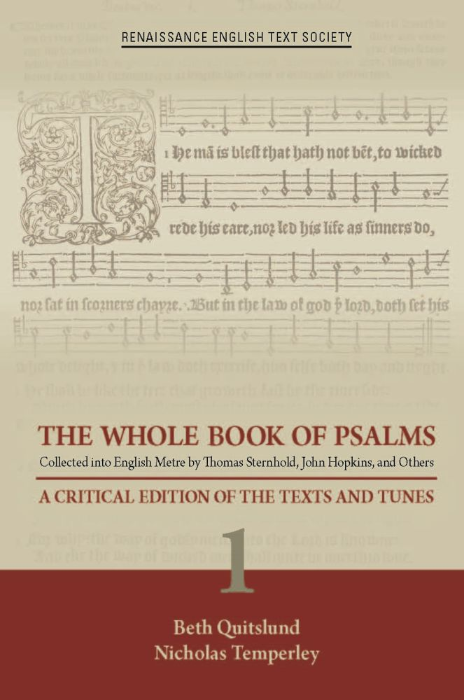Whole Book of Psalms Collected into English Metre by Thomas
