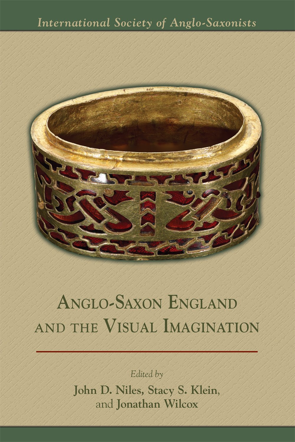 Anglo-Saxon England and the Visual Imagination