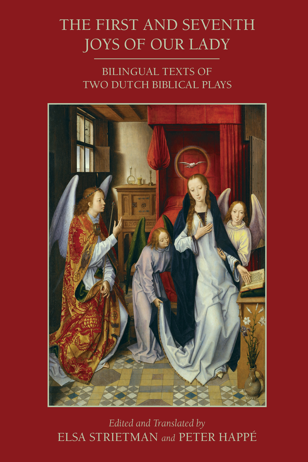 First and Seventh Joys of Our Lady: Bilingual Texts of Two