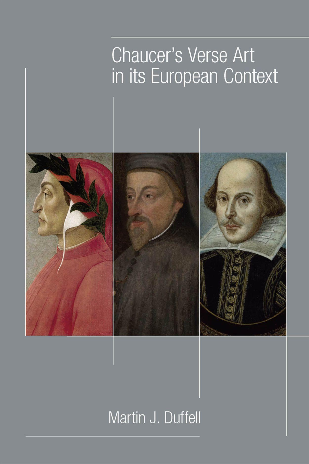 Chaucer's Verse Art in its European Context