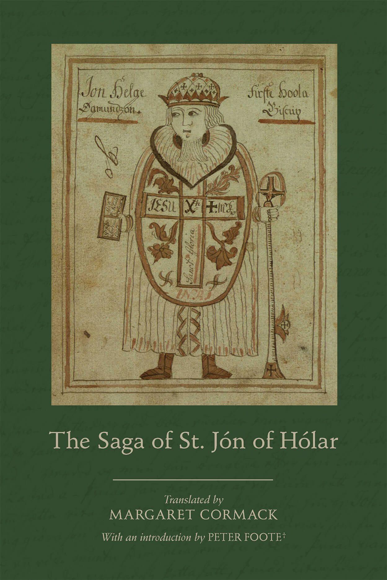 Saga of St. JOn of HOlar