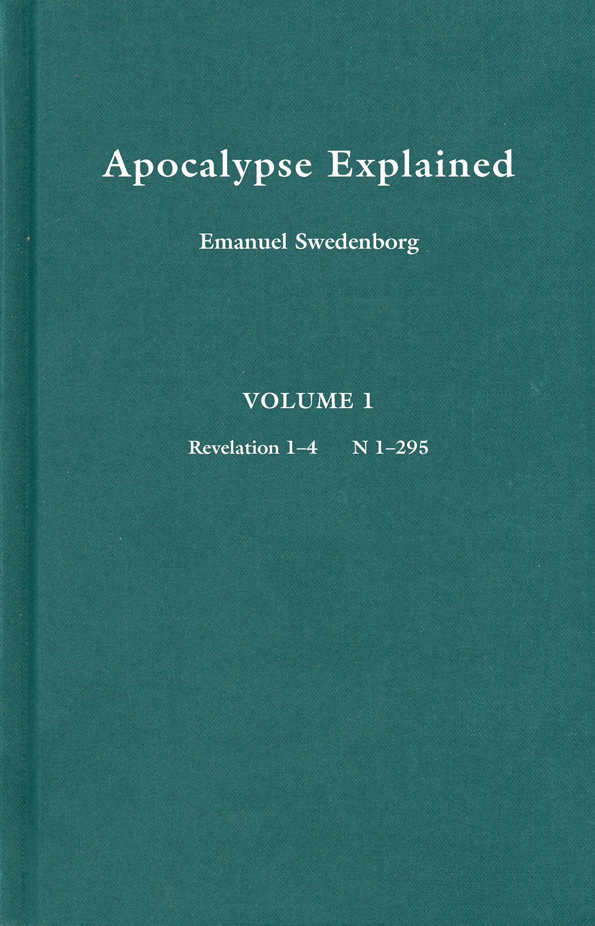 APOCALYPSE EXPLAINED 1