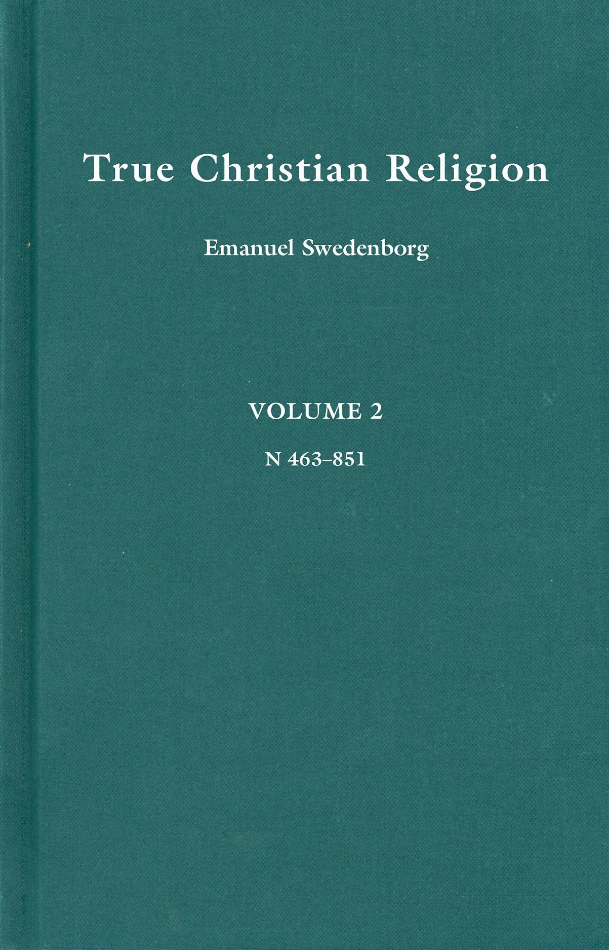 TRUE CHRISTIAN RELIGION 2