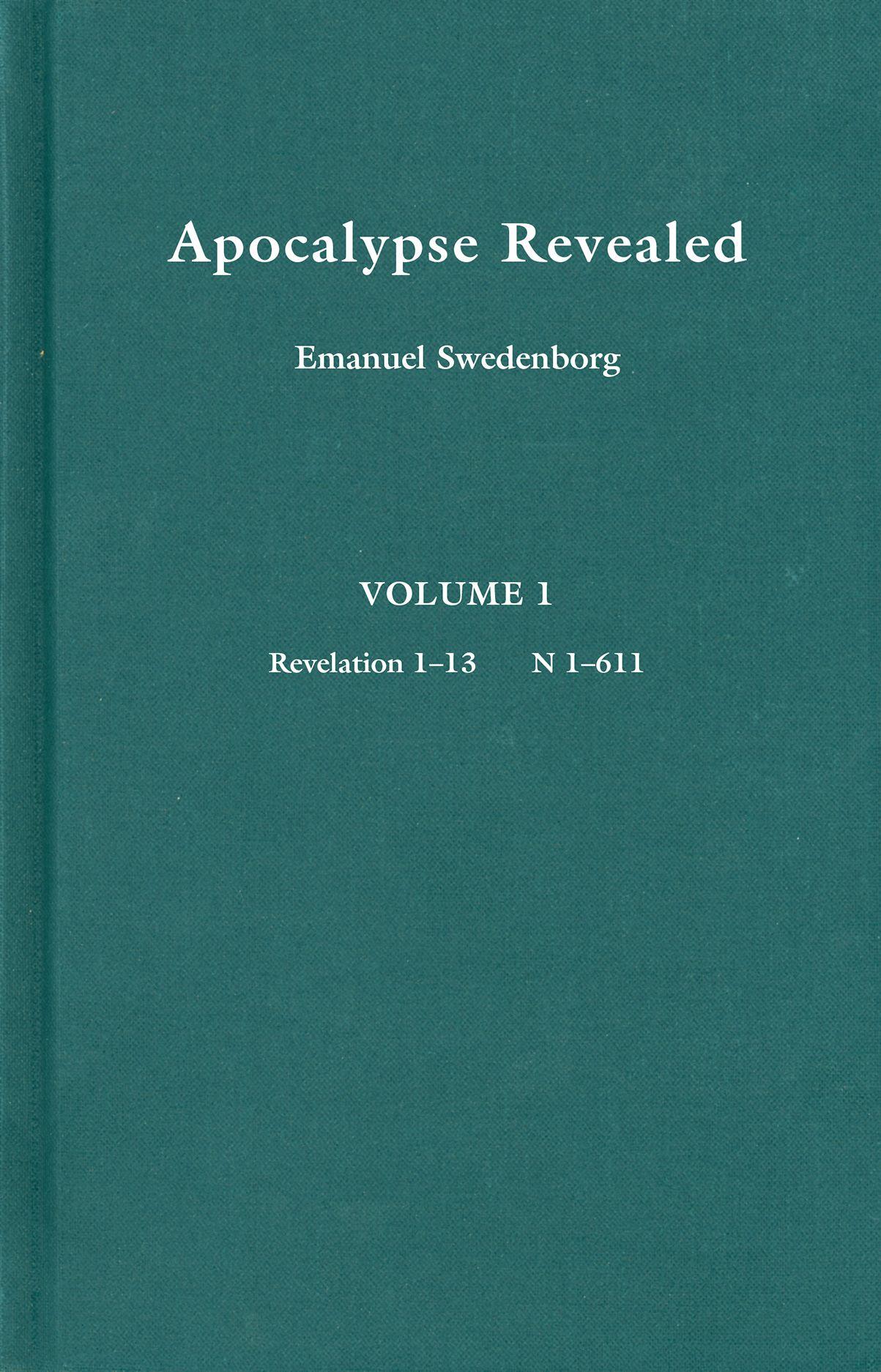 APOCALYPSE REVEALED 1