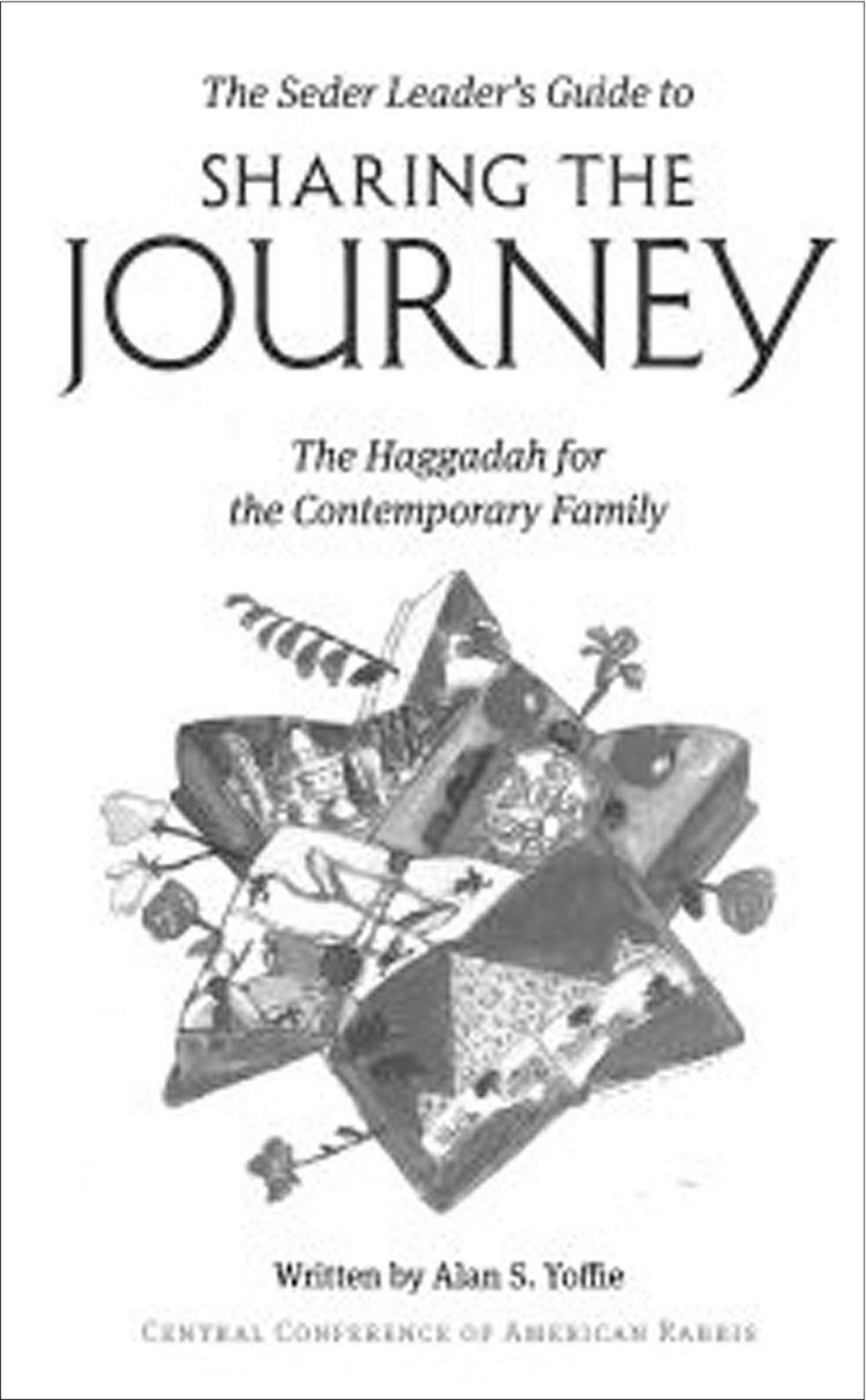 Sharing the Journey Seder Leader's Guide (includes CDs)
