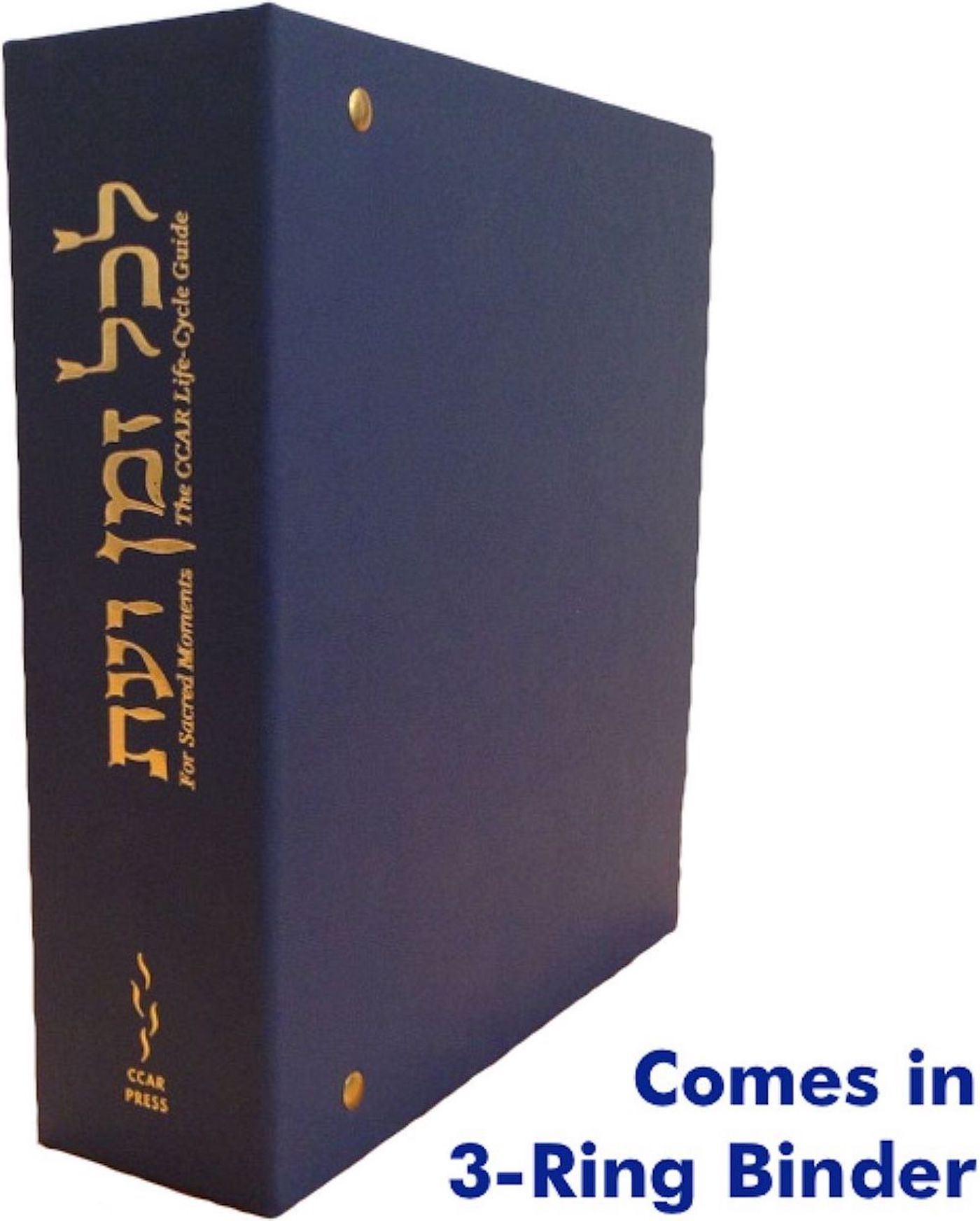 L'chol Z'man v'Eit: For Sacred Moments Book