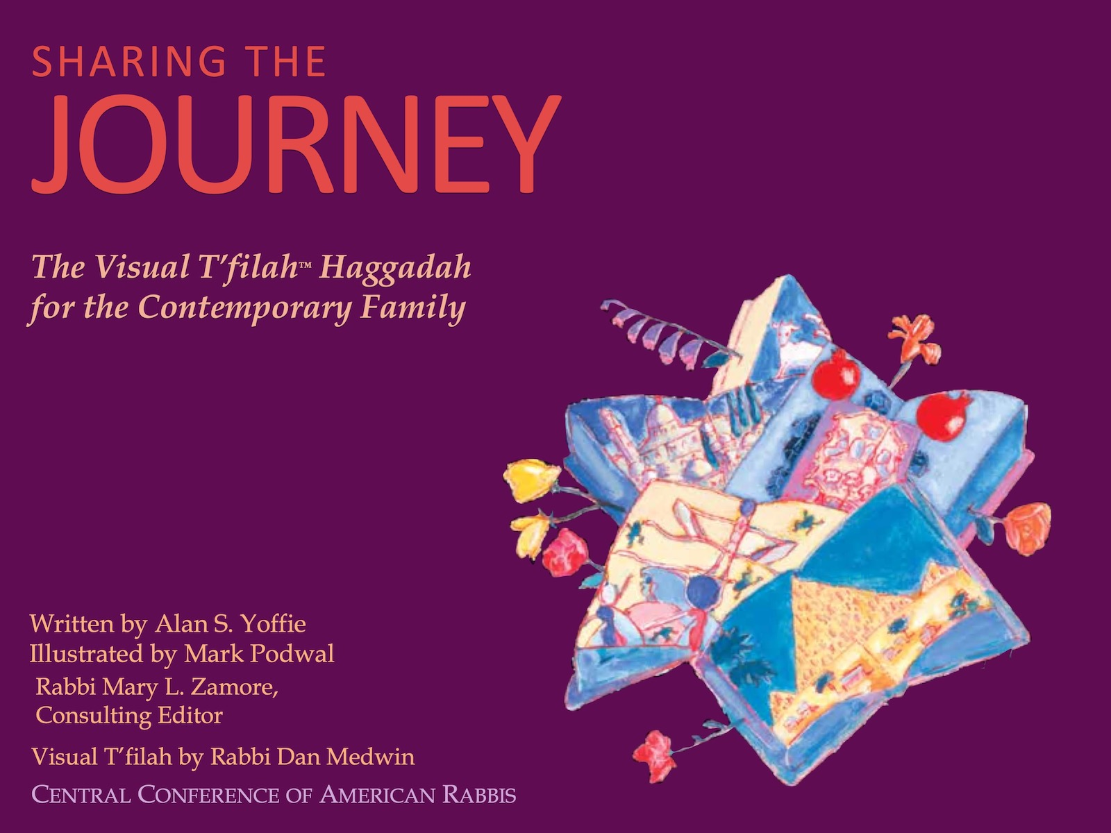 Sharing the Journey - Visual T'filah
