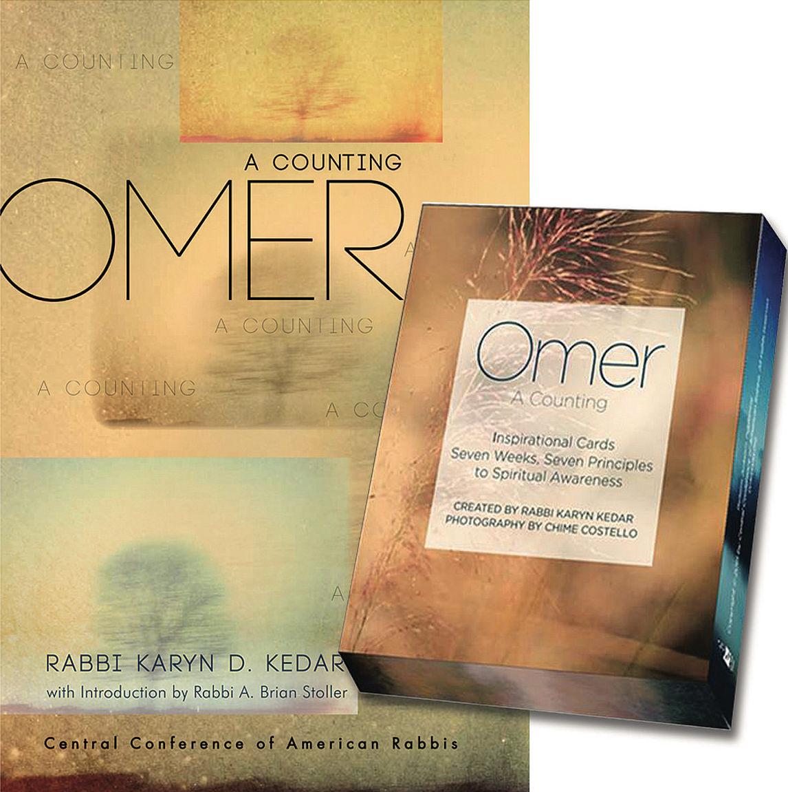 Omer Bundle: Book + Cards