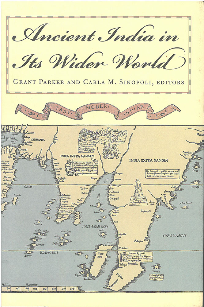 Ancient India in Its Wider World