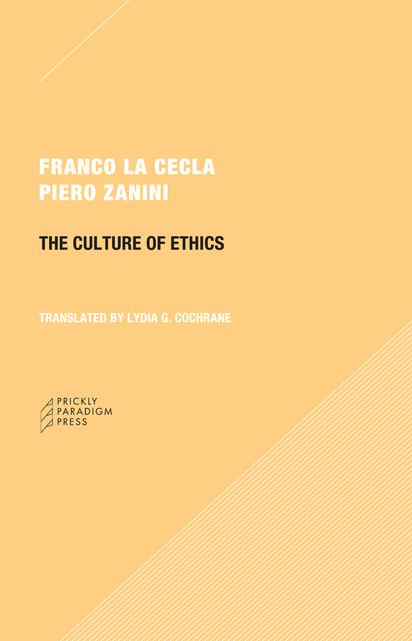Culture of Ethics