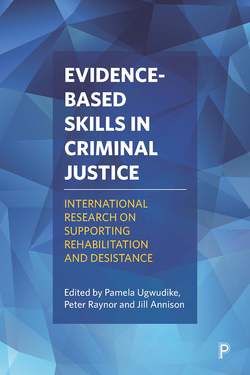 theories of organizational effectiveness in criminal justice