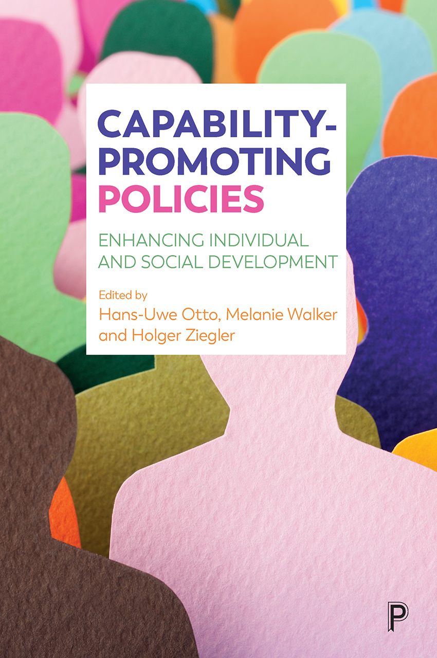 capability promoting policies enhancing individual and social