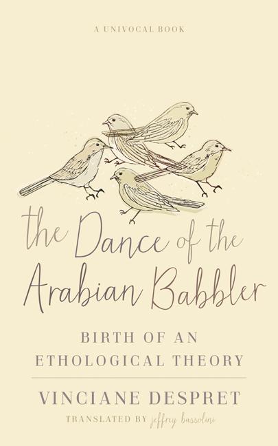 Dance of the Arabian Babbler