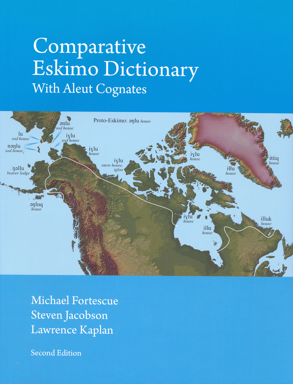 Comparative Eskimo Dictionary