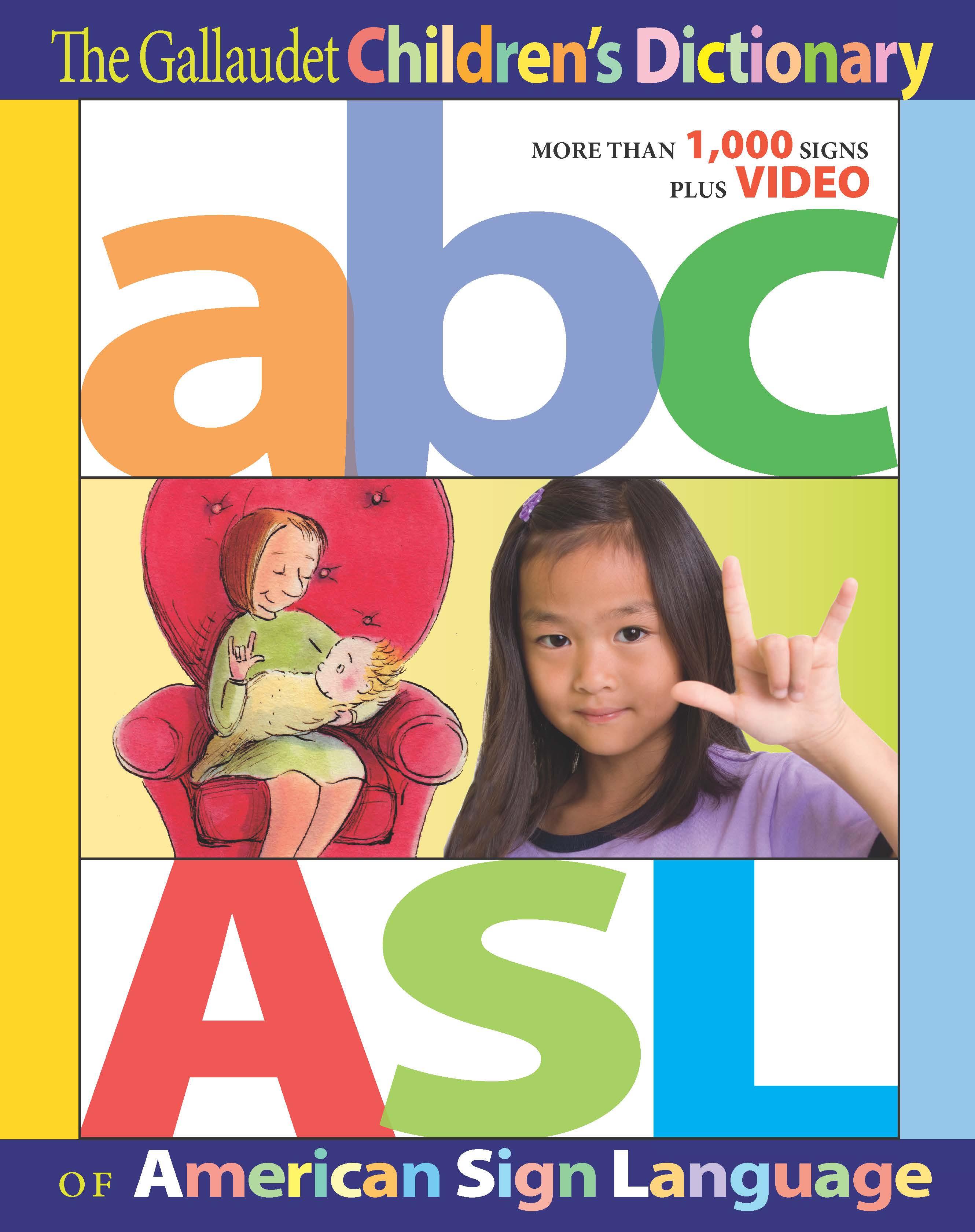 Gallaudet Children's Dictionary of American Sign Language