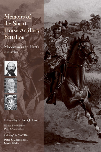 Memoirs of the Stuart Horse Artillery Battalion