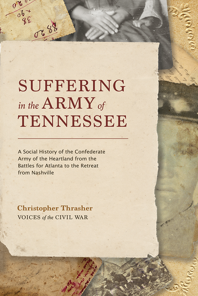 Suffering in the Army of Tennessee