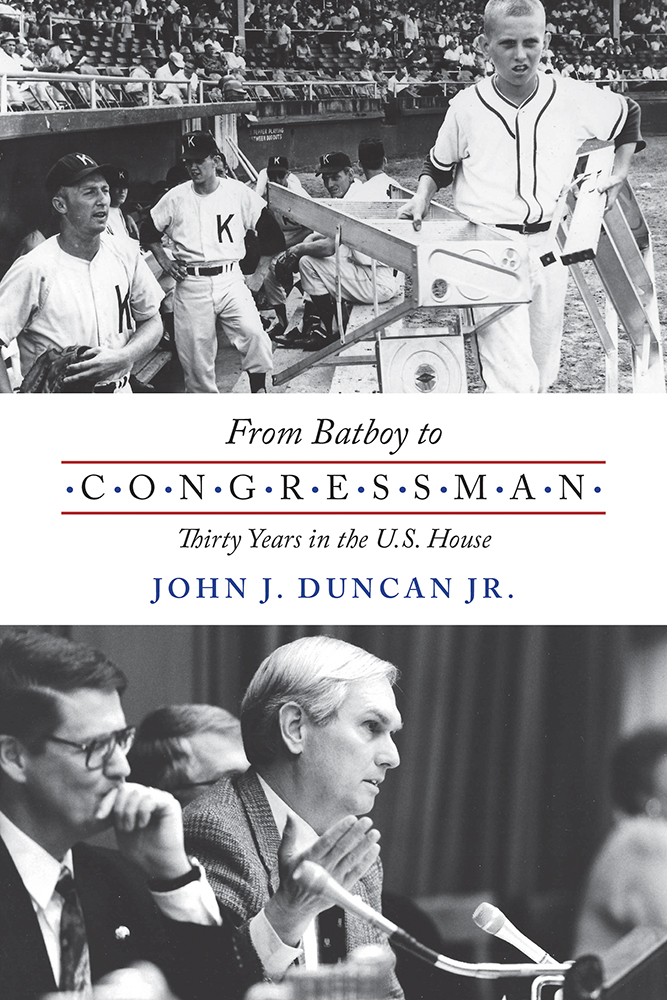 From Batboy to Congressman