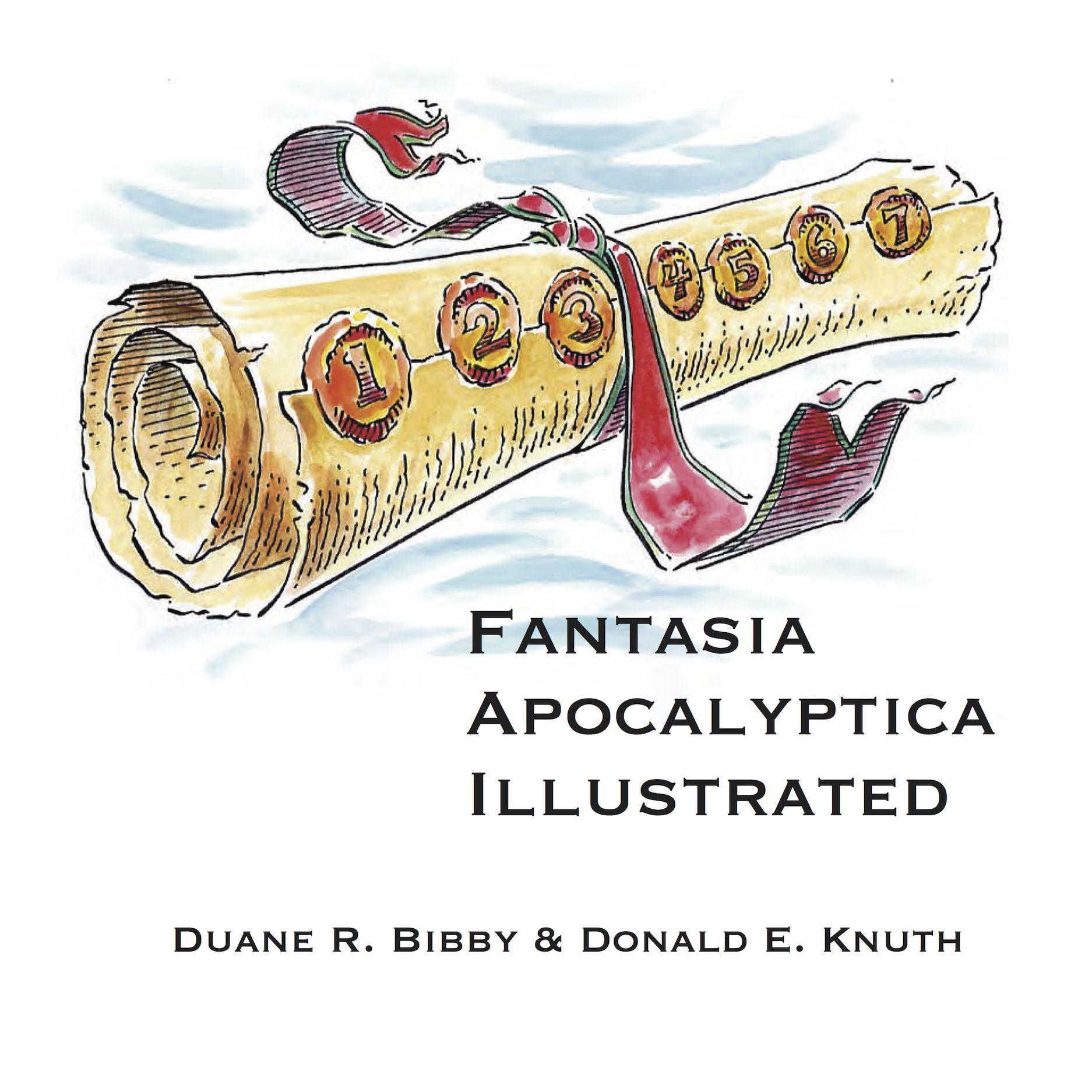 Fantasia Apocalyptica Illustrated