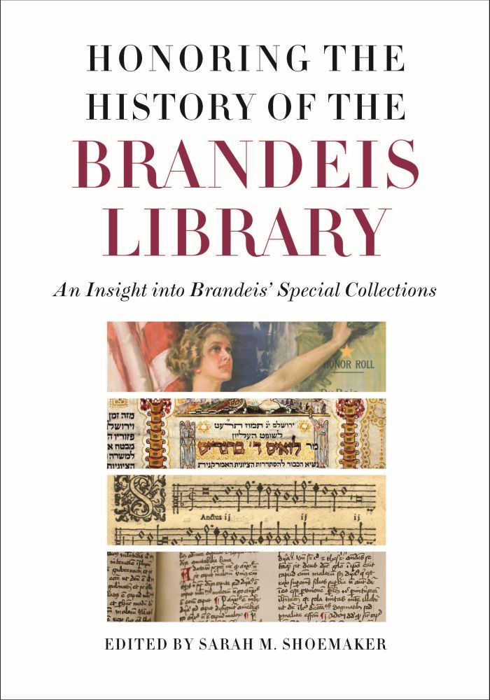 Honoring the History of the Brandeis Library