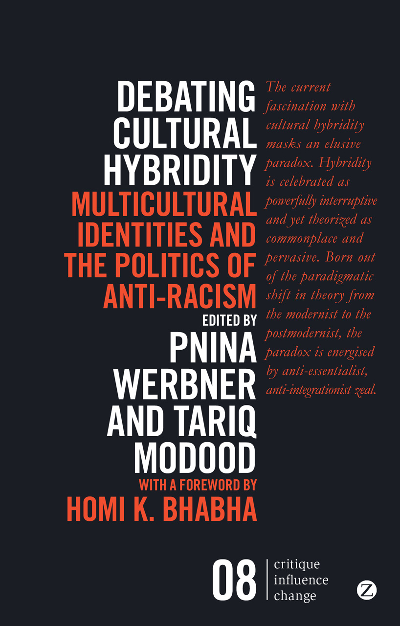 Multiculturalism, Identity and Difference: Experiences of Culture Contact