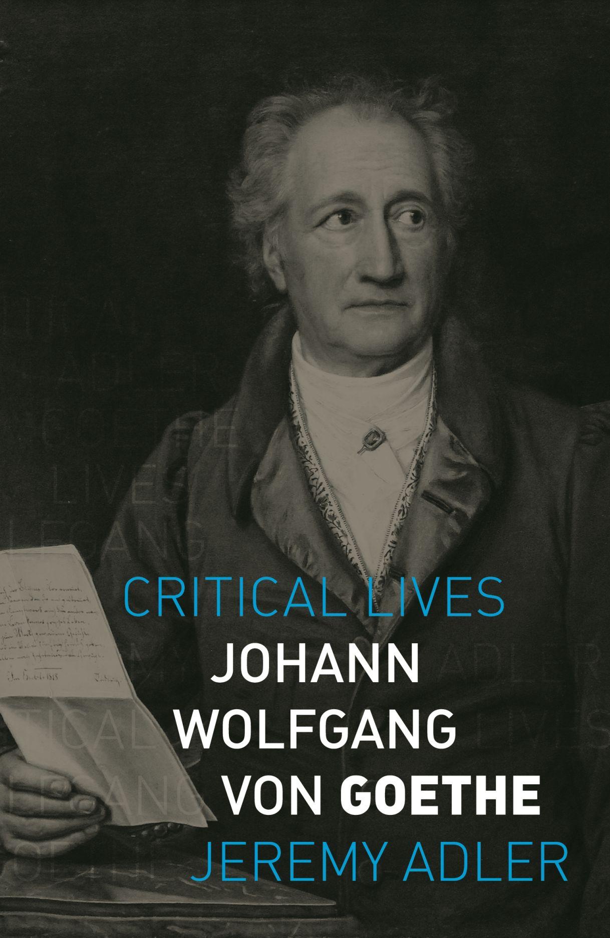 Johann Wolfgang Von Goethe Adler