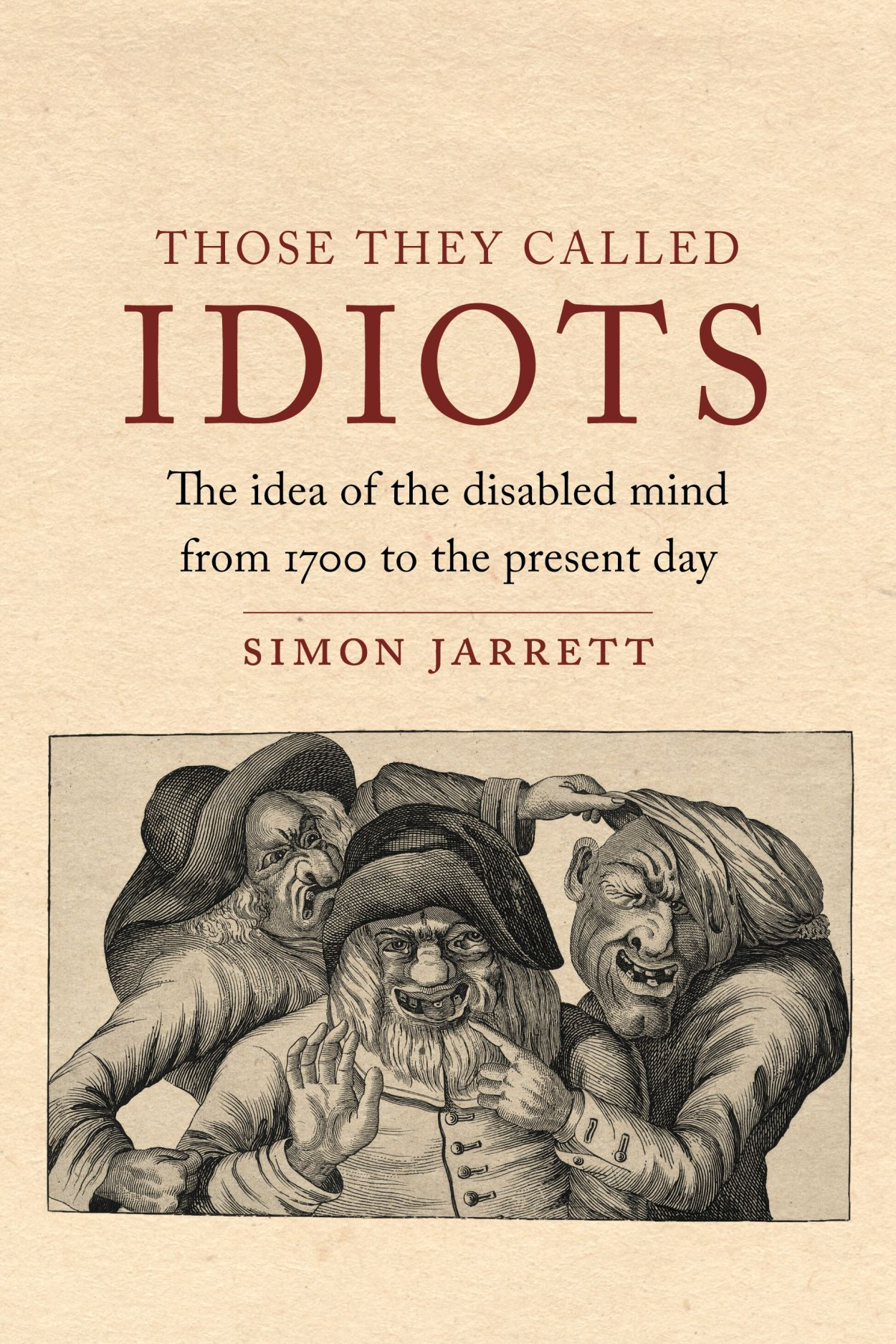 Cover of Those They Called Idiots
