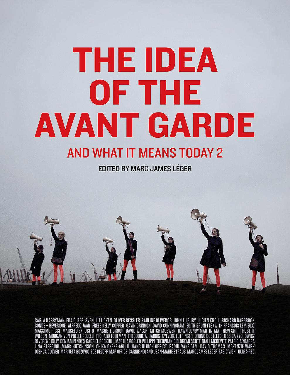 Idea of the Avant Garde