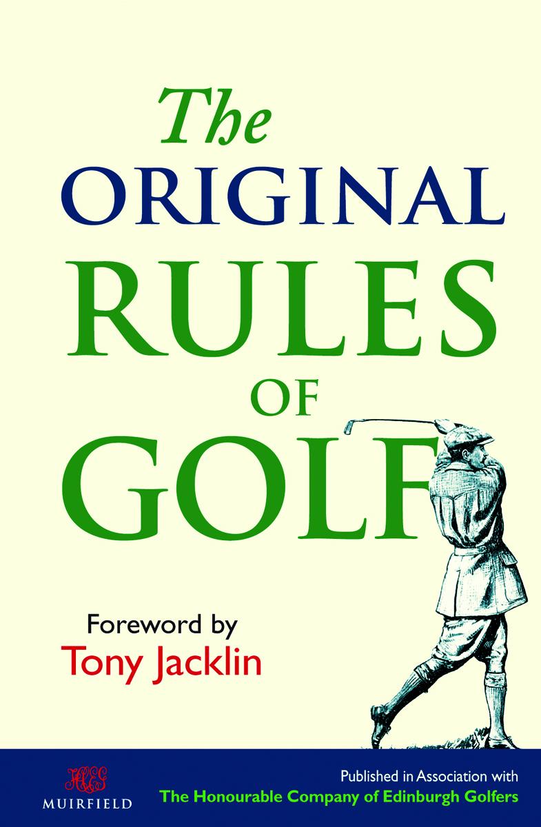 Original Rules of Golf