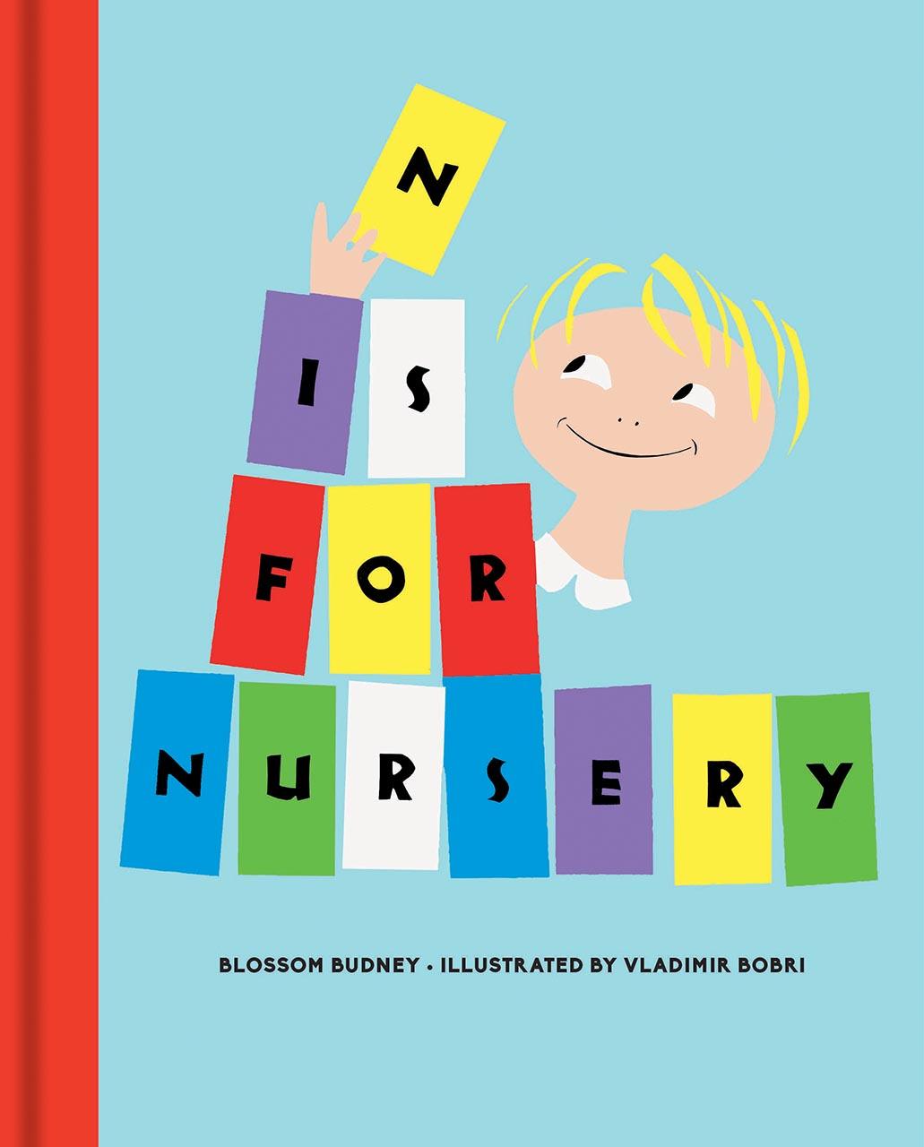N Is for Nursery