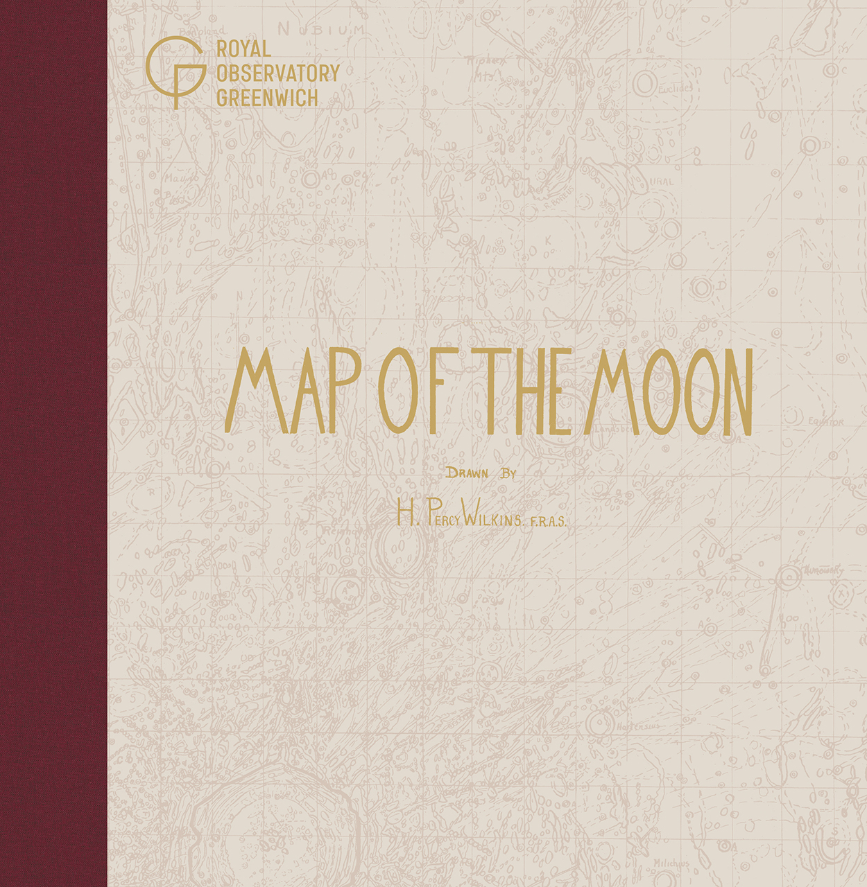 Map of the Moon