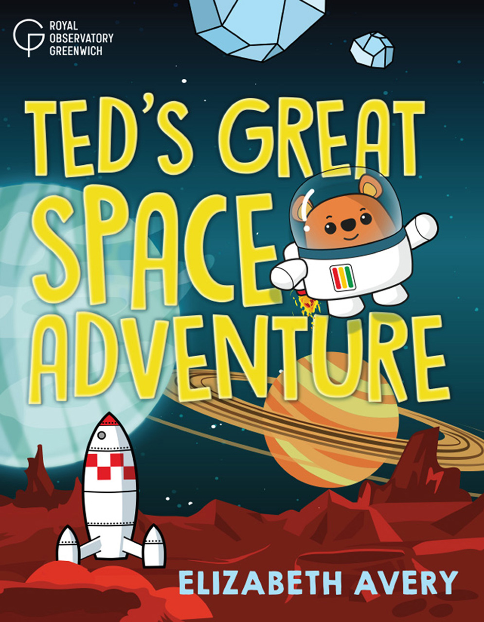 Ted's Great Space Adventure