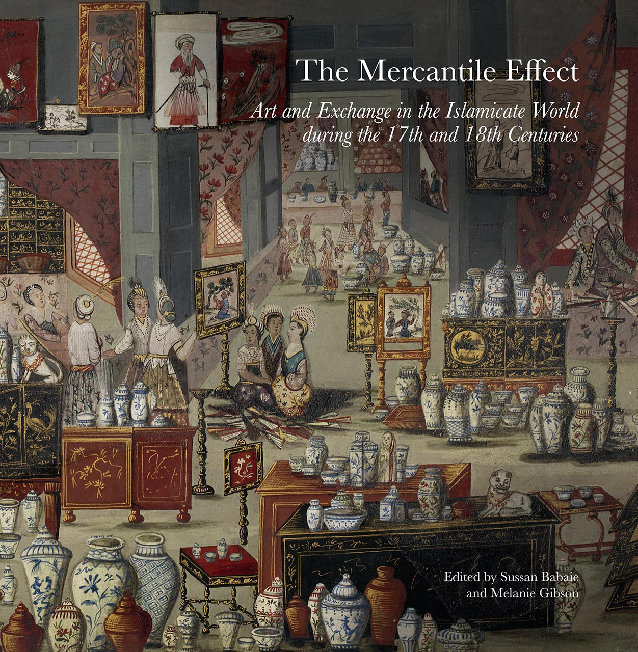 The Mercantile Effect: On Art and Exchange in the Islamicate